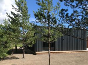 Merikotka lamekatusega elamu Spetsiaalne OÜ pilt ja ehitus