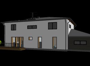 Rannaotsa 2 korruseline maja