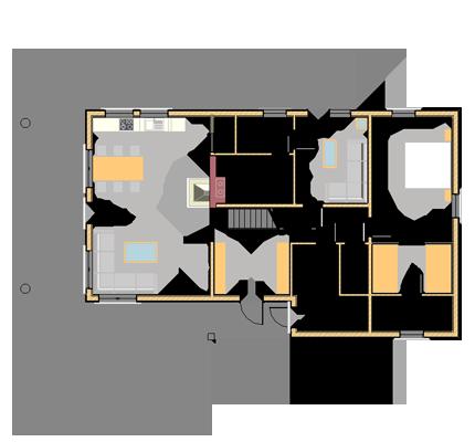 Palkidest elamu Uue-Laasu ja Laasumäe DP alas