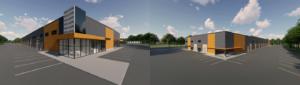 Ringtee ärikeskus Saaremaal projekteerimine