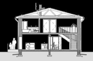 Ehitusprojekti lõige