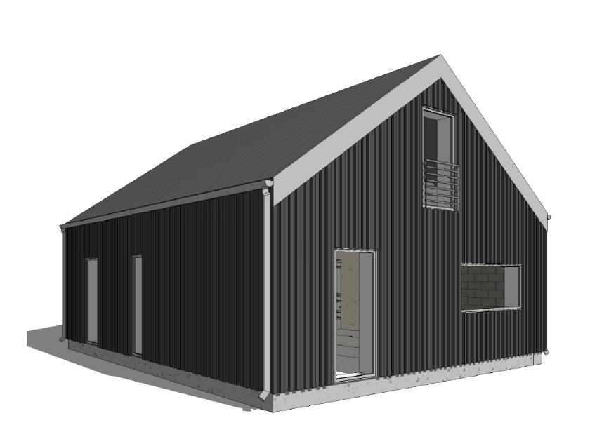 Modernistlik suvila Jööri külas