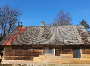 Palkmaja laienduse ja renoveerimise projekteerimine