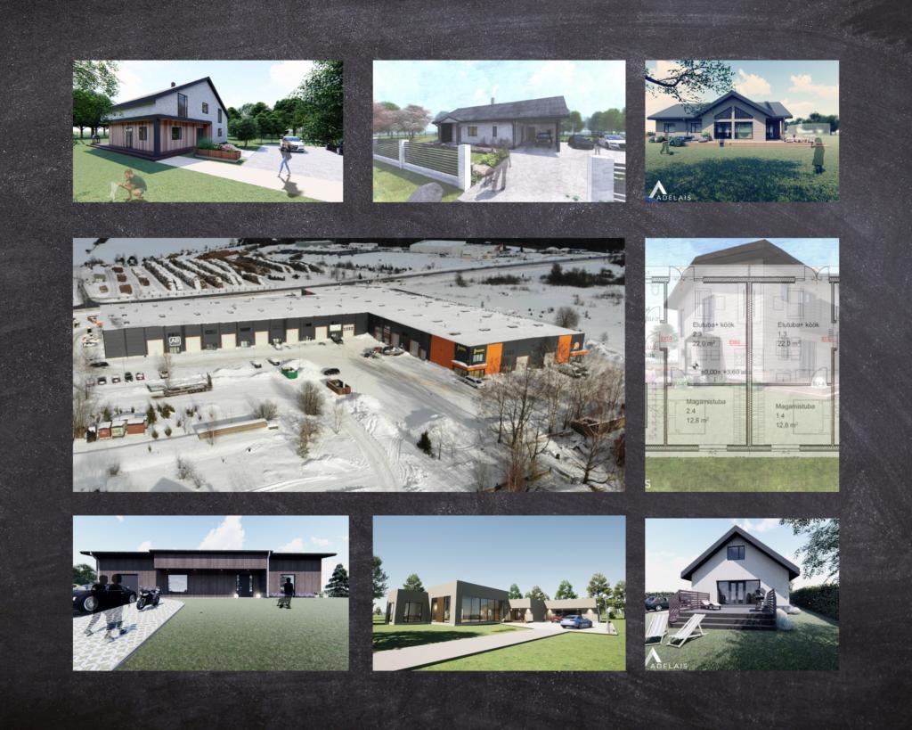 Ehitusprojekt ja ehitusluba