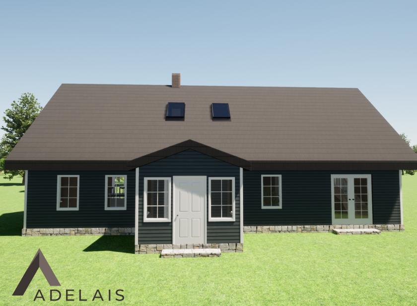 Maamaja renoveerimine Saaremaal
