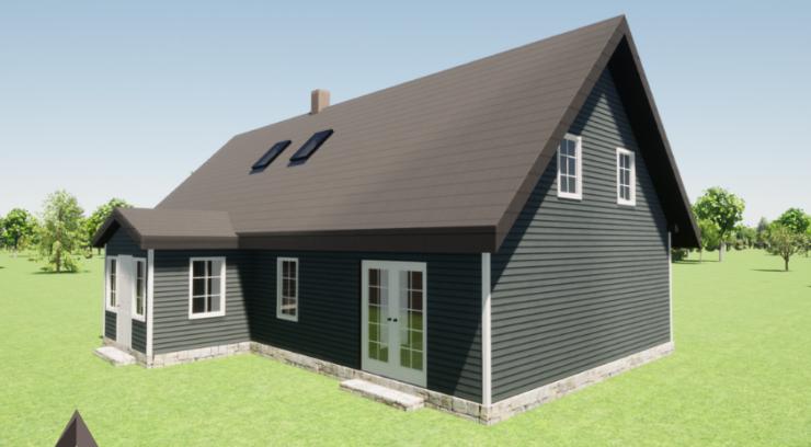 Maamaja renoveerimise projekt