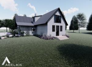 Elamu ehitusprojekt eelprojekti staadiumis